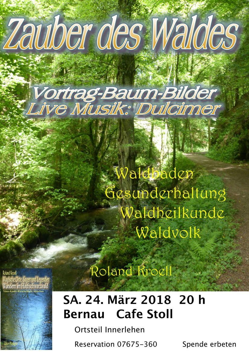 Der Wald Plakat2